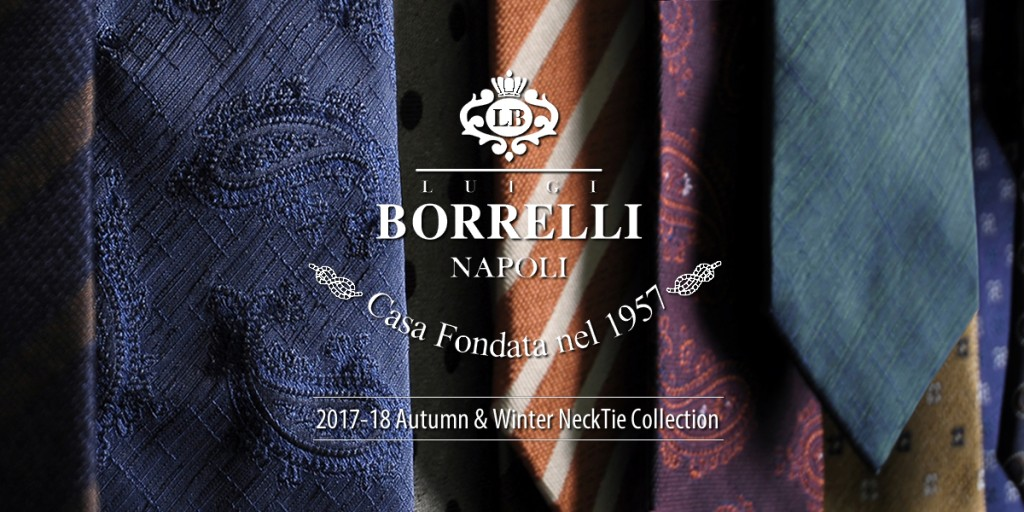 2017-18 FALL & WINTER NECKTIE COLLECTION